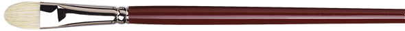 da Vinci Series 7467 Bristle filbert brush