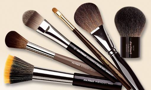 da Vinci Cosmetic Brushes