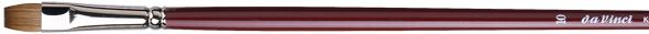 da Vinci Series 1810 Oilpainting Brush