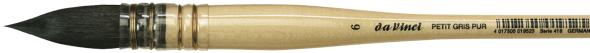 "da Vinci Series 418 Wash brush, so-called ""French"" water colour brush"