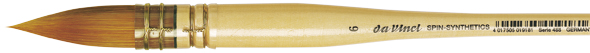 "da Vinci Series 488 SPIN-SYNTHETICS ""French"" water colour brush, very smooth"