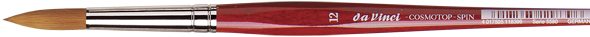 da Vinci Series 5580 COSMOTOP-SPIN water colour brush