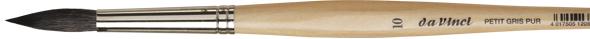 da Vinci Series 5590 PETIT GRIS PUR Water colour brush round