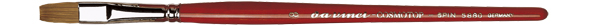 da Vinci Series 5880 COSMOTOP-SPIN water colour brush flat