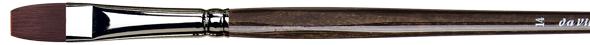 da Vinci Series 7185 TOP-ACRYL brush