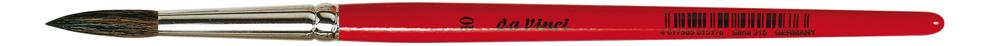 da Vinci Serie 315 Pennello per acquarello uso scuola